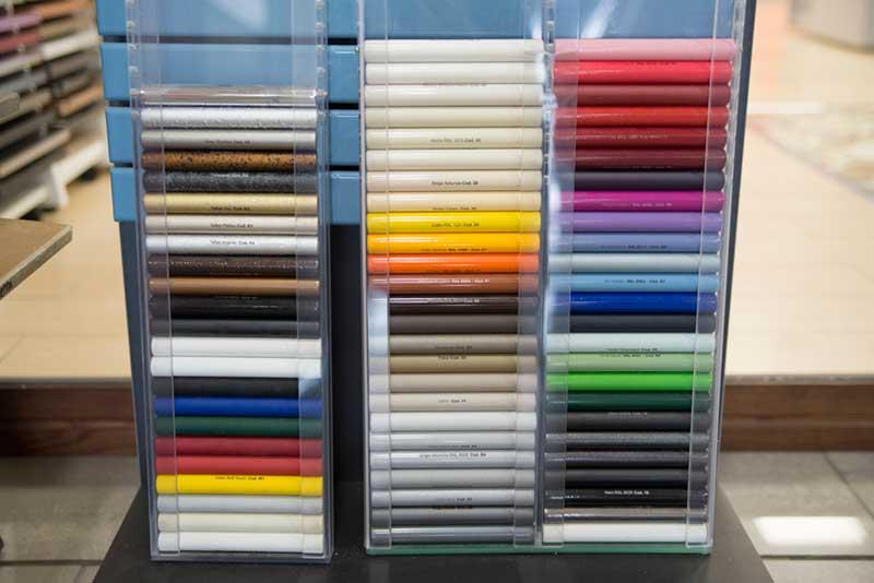 Colores radiadores toalleros, Castrogres, Castro Urdiales